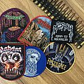 Sortilege - Patch - Patches for Speed Metal Warhead