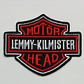 Motörhead - Patch - Motorhead embroidered