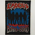 Exodus - Patch - Exodus 1985