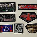 Judas Priest - Patch - Cutted and new border