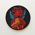 Black Sabbath - Patch - Black Sabbath 1983