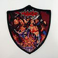 Mutilator - Patch - Mutilator thrash metal woven patch