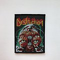 Destruction - Patch - Destruction 1987