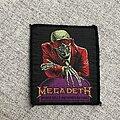 Megadeth - Patch - Megadeth for Koolg71