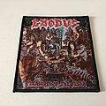 Exodus - Patch - Exodus Pleasures of the Flesh