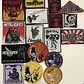 Magnesium - Patch - My Japanese metal patch collection