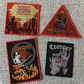 Coroner - Patch - 4 Patches for VictimofdeatH
