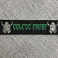 Celtic Frost - Patch - Celtic Frost for maniachawkins666