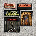 Budgie - Patch - Vintage Budgie Patch Collection