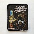King Diamond - Patch - King Diamond The Dark Sides