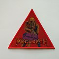 Megadeth - Patch - Megadeth 1986