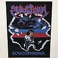 Sepultura - Patch - Sepultura woven BP