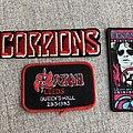 Scorpions - Patch - Scorpions, Saxon, the Doors for Kingknallo