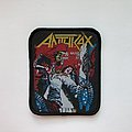 Anthrax - Patch - Anthrax 1985