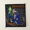 Megadeth - Patch - Rust in Peace vintage