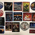 Judas Priest,Black Sabbath - Patch - Patches JAN II