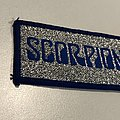 Scorpions - Patch - Scorpions for Yoschi29