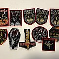 Bathory - Patch - Bathory patch collection