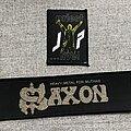 Saxon - Patch - Saxon & JP for bonatar