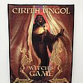 Cirith Ungol - Patch - Cirith Ungol official printed back patch