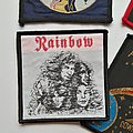 Rainbow - Patch - Rainbow 1978