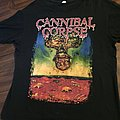 """Cannibal Corpse """"Submerged in Boiling Flesh"""" shirt"""