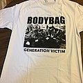 "Bodybag - TShirt or Longsleeve - Bodybag ""Generation Victim"" shirt"