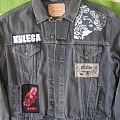 Kylesa - Battle Jacket - Everyday Kylesa-Denim