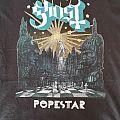 Ghost - Popestar Tour TShirt or Longsleeve