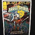 Blaze Bayley Tour Shirt 2019