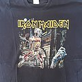Iron Maiden - Somewhere Back in Time Tour 2008 TShirt or Longsleeve
