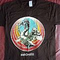 Baroness - duck shirt