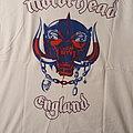 Motörhead - England World Cup Shirt