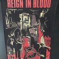 Slayer Reign in Blood Backpatch