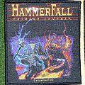 Hammerfall - Crimson Thunder Patch