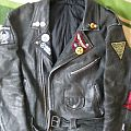 Battle Jacket - My beautiful old leather jacket