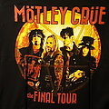 Mötley Crüe Final Tour Shirt
