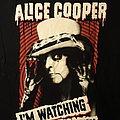 Alice Cooper Tour Shirt 2015