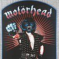 Woven Motörhead Backpatch Lemmy