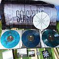 Solstafir Otta Triple LP and CD Box Tape / Vinyl / CD / Recording etc