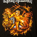 Iron Maiden - German Tourshirt 2017