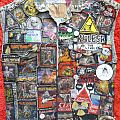 Iron Maiden - Battle Jacket - My fuckin' Kutte 2015