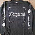 Gorgoroth - Pentagram longsleeve TShirt or Longsleeve