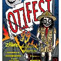 Black Sabbath - Other Collectable - Ozzfest 1999 Poster