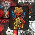 Black Sabbath- Born Again Vintage Printed Patch