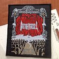 Patch - Death Angel- Act III Woven Patch
