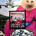 "Riot ""Narita"" woven patch"