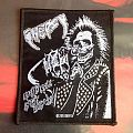 Inepsy - Patch - Inepsy- Rock N' Roll Is The Only Way Official Woven Patch
