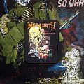 Megadeth- Peace Sells Vintage Printed Patch