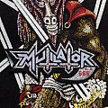 Mutilator- Logo Woven Patch